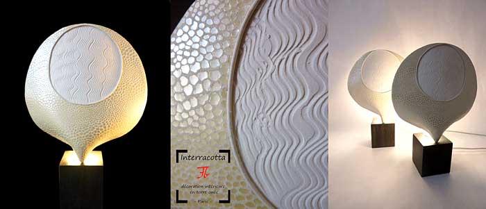Luminaires Creation Paris France Appliques Lampe Sur