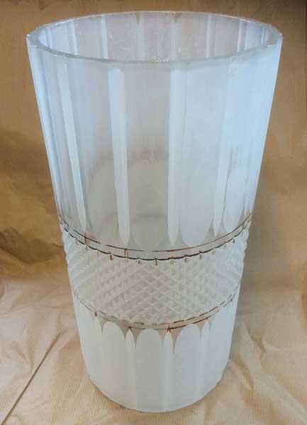 Restauration verre cristal reparation verre et cristal franck benito - Reparation verre cristal ...