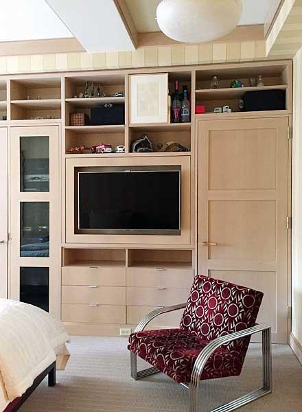 ... Interior Architect New York City Apartment, Master Bedroom ...