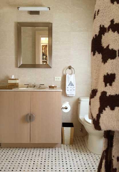 ... Interior Architect New York City Apartment, Bathroom ...
