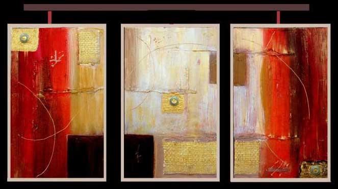 Peinture abstraite, Veronique Eychenne, Artiste Peintre.