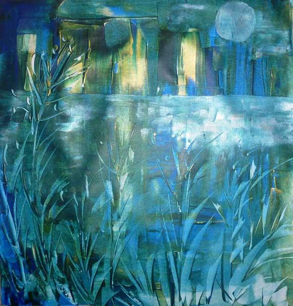 Artiste Peintre Peintures Oniriques Virginie Vittecoq